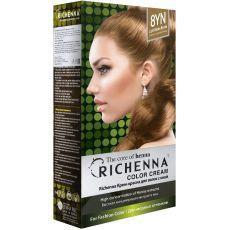 Richenna 8YN Крем-краска для волос с хной (Light Golden Blonde), Оттенок: 8YN (Light Golden Blonde), image